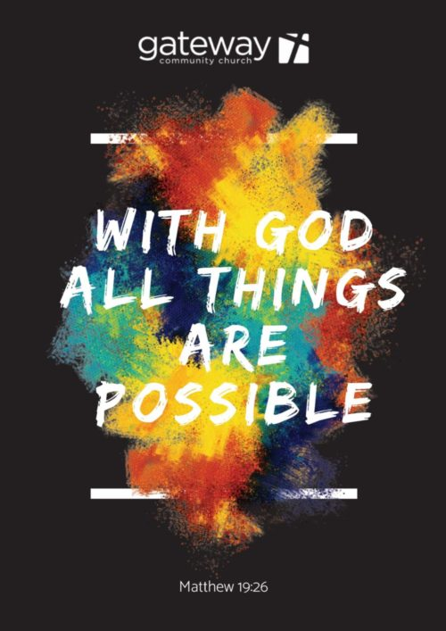 With God All things are possible (1)
